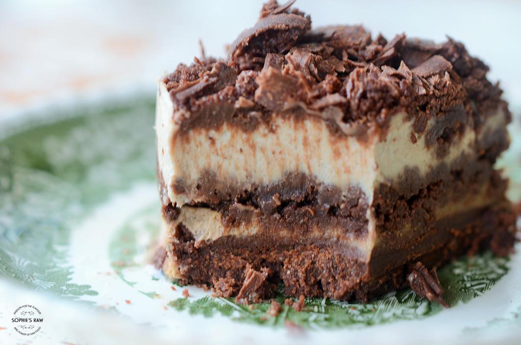 Cappucino cake